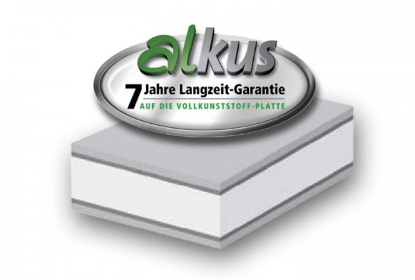 logo replacement panel formlining full-plastic Alkus
